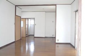 1階リビングルーム